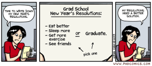 funny grad cartoon
